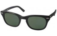 5cb43c964b79 Matte Black Carrera 6000-FDS Polarized Bifocal Reading Sunglasses ...