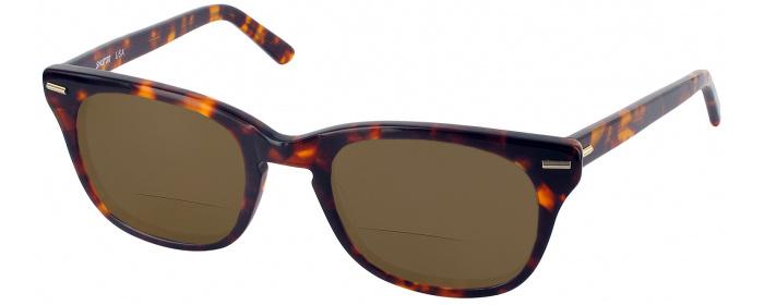 9af0a3e409c Shuron Freeway 54 (Mens XL Fit) Polarized Bifocal Reading Sunglasses