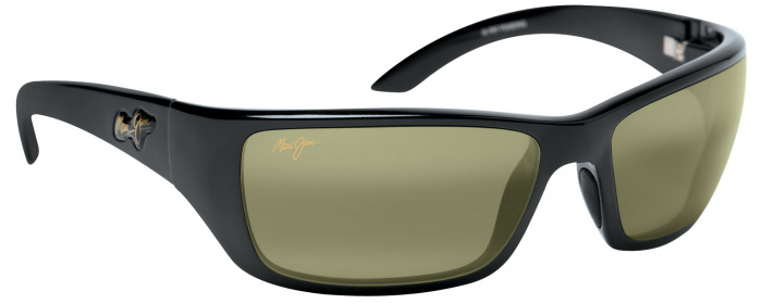 dba51a4ad2b Black   Grey Lens Maui Jim Canoes - Polarized Sunglasses from Maui ...