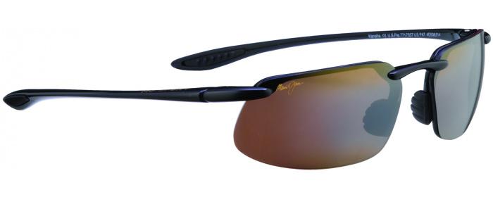 09ecfb04db Black   Bronze Lens Maui Jim Kanaha - Polarized Sunglasses from Maui ...