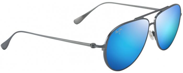 5a947c7c73ceb Dove Grey blue Hawaii Lens Shallows 543 Sunglasses by Maui Jim ...