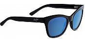 Gloss Black/Blue Hawaii Lens