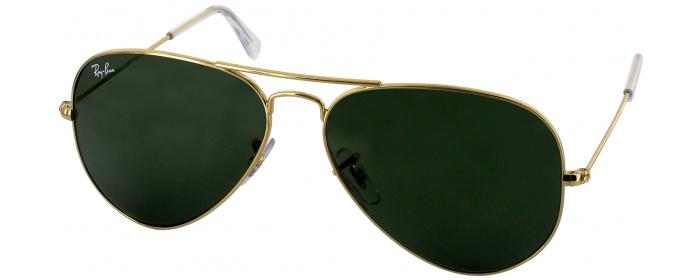 Ray Ban 3025 Aviator Sunglasses